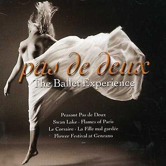 Pas De Deux - Pas De Deux [CD] USA import