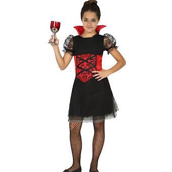 Pour enfants costumes filles Halloween Vampire Girl