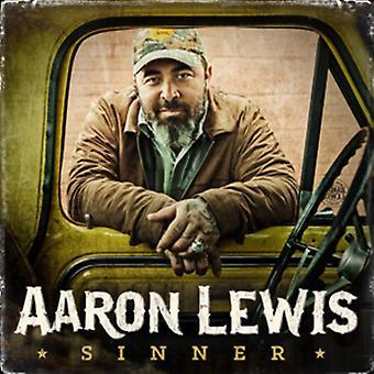 Aaron Lewis - Sinner [CD] USA import