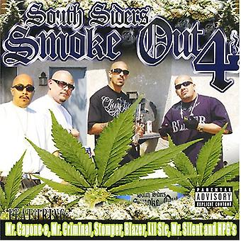 South Sider Smoke Out Four - South Sider Smoke Out Four [CD] USA import