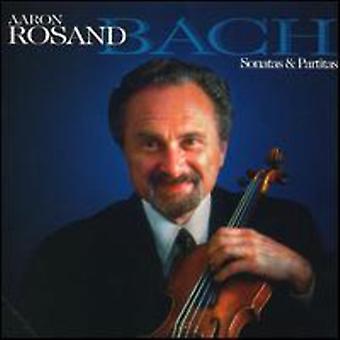 J.S. Bach - Son/Partitas Vn (6) [CD] USA import