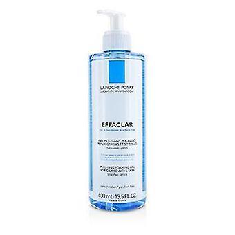La Roche Posay Effaclar Purifying Foaming Gel - For Oily Sensitive Skin - 400ml/13.5oz