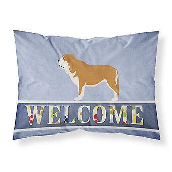 Mastin Epanol Spanish Mastiff Fabric Standard Pillowcase