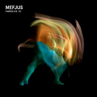 Mefjus - Fabriclive 95 [CD] USA import