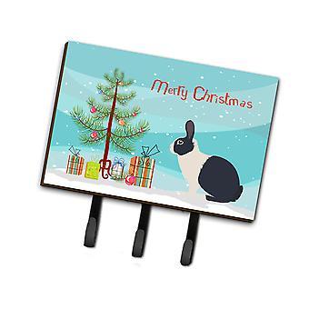 كارولين BB9325TH68 الكنوز الأرانب الهولندية عيد الميلاد المقود أو حائز المفتاح