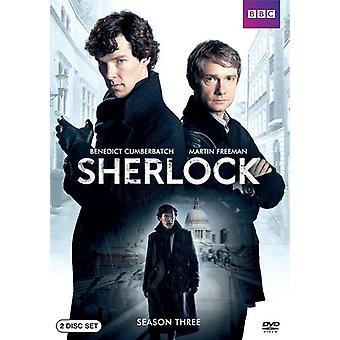 Sherlock - Sherlock: Season 3 [DVD] USA import