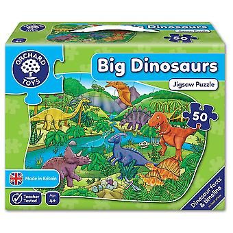 Orchard Toys stora dinosaurie