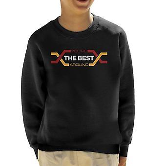 Karate Kid Youre paras ympärillä lasten paita