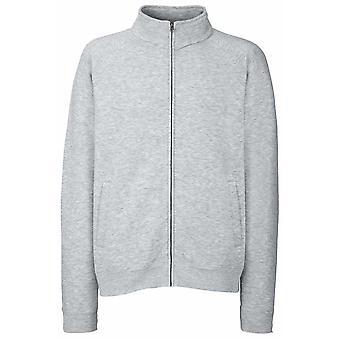 Fruit Of The Loom Mens Premium 70/30 Full Zip Sweatshirt Jacket