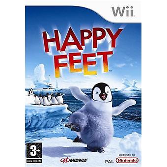 Happy Feet (Wii)-in de fabriek verzegeld
