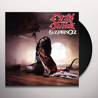 Ozzy Osbourne - Blizzard of Ozz [Vinyl] USA import