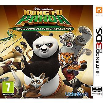 Kung Fu Panda Showdown of Legendary Legends (Nintendo 3DS) - New