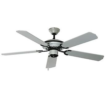 Ceiling fan Sydney with pull cord 132cm / 52