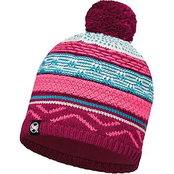 Buff Switch Beanie in Pink Cerisse