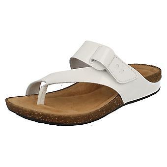Clarks damer Toe innlegget sandaler Perri kysten
