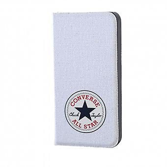 CONVERSE Canvas mobile phone cases iPhone 5/5s/SEE White