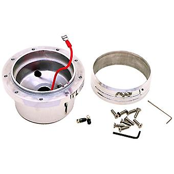 GT Performance 10-6505 Steering Wheel Install Hub for Ford, Polished