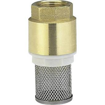GARDENA 07222-20 Foot valve 39.0 mm (1 1/4) IT Brass