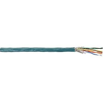 Dätwyler 98713.1 Network cable CAT 7 S/FTP 4 x 2 x 0.13 mm² Yellow Sold per metre