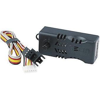 Gelid FC-MC01-B PC fan controller nr. van kanalen: 1