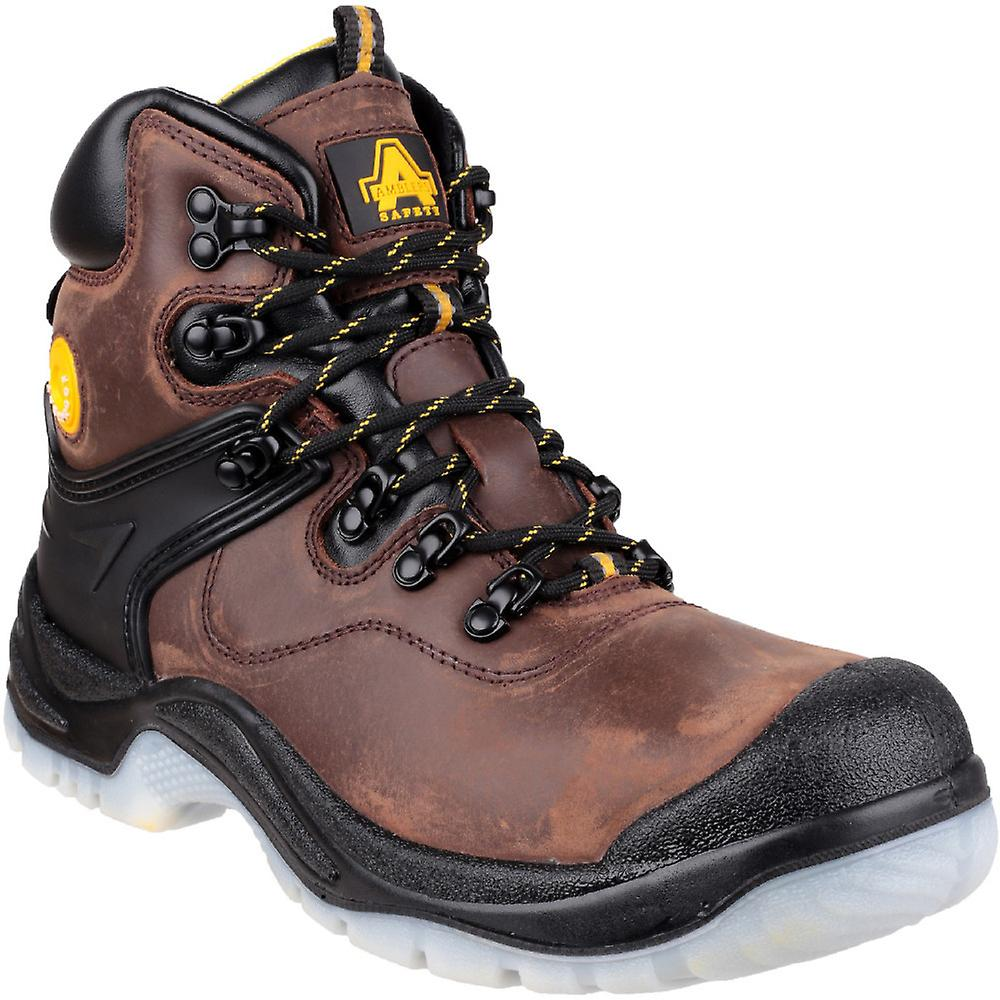 Amblers Safety Mens & Womens FS197 Waterproof Lace up Boots