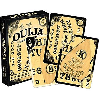 Ouija Set Of 52 Playing Cards (+ Jokers)