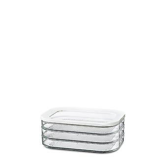 Rosti Mepal Sliced Meat Storage Box, 3 Layers