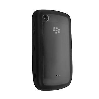 Technocel Hybrigel Case cover voor BlackBerry Curve 2 (Clear Black)-BB8530HGBK-Z