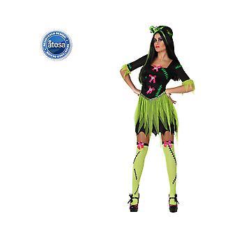 Vrouwen kostuums Sexy vrouwen monster kostuum vrouw T-1