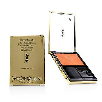 Yves Saint Laurent Couture Blush - # 3 oranje Perfecto - 3g/0.11 oz