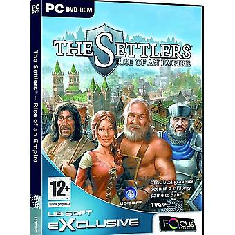The Settlers Rise of a Empire PC Game