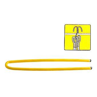 Topex 79R265 fleksible gummi kroken vri og bo 80 cm