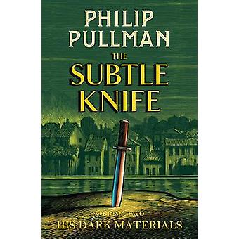 The Subtle Knife by Philip Pullman - 9781407186115 Book