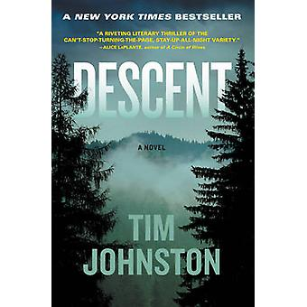 Descente par Tim Johnston - livre 9781616203047