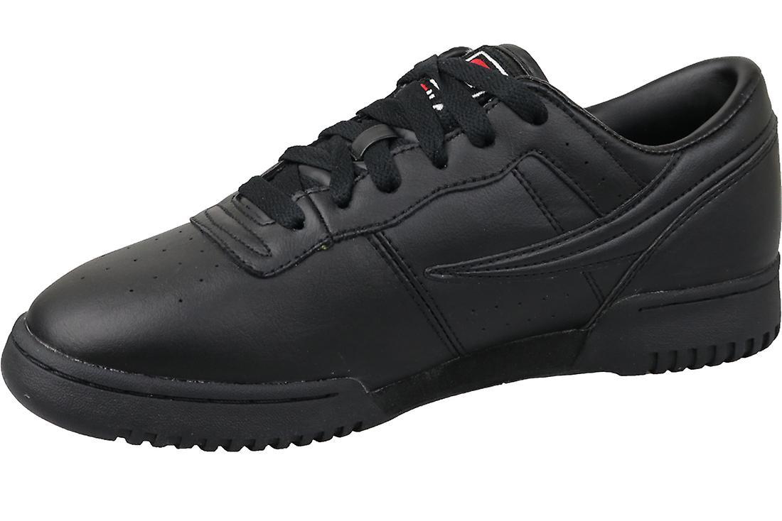Fila Opprinnelige Fitness Schuhe 1vf80174-001 Menns Joggesko