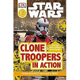 Star Wars: Clone Troopers in Action (DK Reader - Level 1