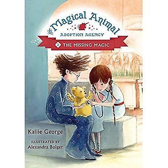 Magische dier adoptie agentschap, de, boek 3: de ontbrekende magie
