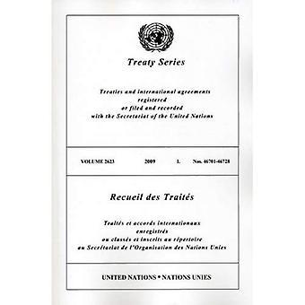 Fördragssamling 2623
