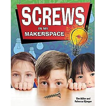 Ruuvit Makerspace (Simple Machines minun Makerspace)