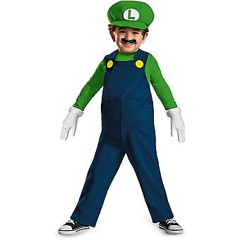Luigi Toddler Costume