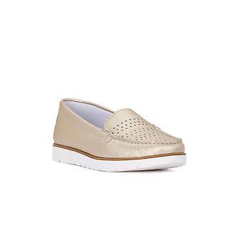 IGI & co gold shoes