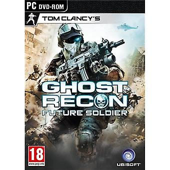 Tom Clancys Ghost Recon Future Soldier (PC DVD) - New