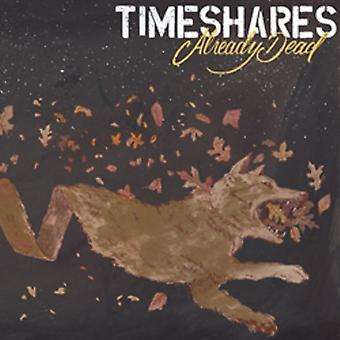Timeshares - Already Dead [CD] USA import
