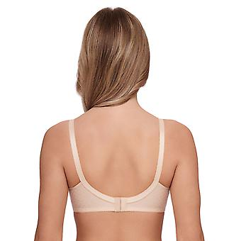 Susa 9481-10 Women's Topsy Skin Beige Non-Wired Soft Bra