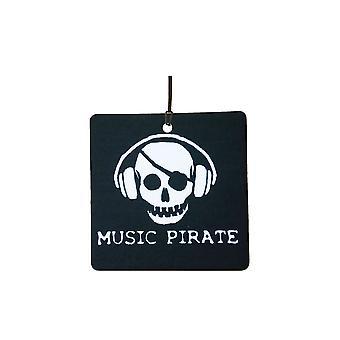 Deodorante per auto musica pirata