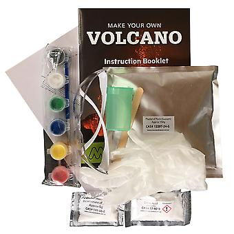 Discover Science Make Your Own Volcano Science Kit
