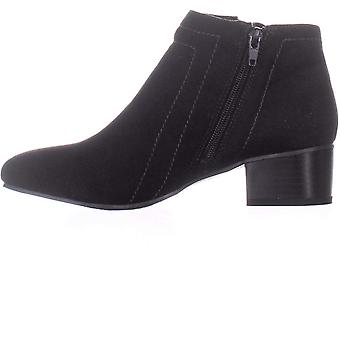 Charter Club Womens Boniee Round Toe Ankle Fashion Boots