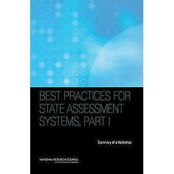 Best Practices for State Assessment Systems - Summary of a Workshop - P
