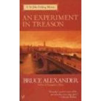 An Experiment in Treason by Alexander - Bruce - 9780425192818 Book