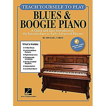 Michael Tarro - Teach Yourself To Play Blues & Boogie Piano by Michael